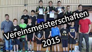 DJK Käfertal - Vereinsmeisterschaften 2015