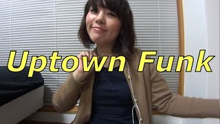 Uptown Funk - Mark Ronson ft. Bruno Mars(Live Cover) Super Bowl 2016で歌われたあの曲!