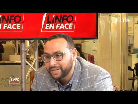 Video : L'Info en Face en direct du Logismed 2019 avec Mohcine Benmezouara