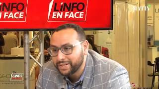 L'Info en Face en direct du Logismed 2019 avec Mohcine Benmezouara