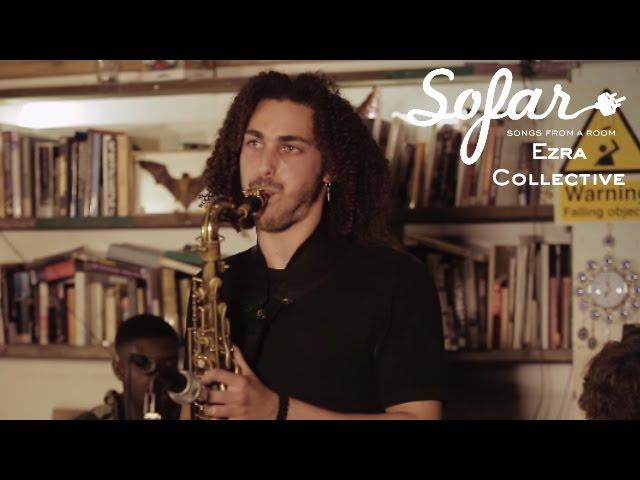 Ezra Collective Sofar Sounds