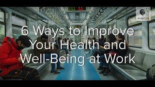Health & Well-Being @Work