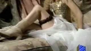 Jeanette Biedermann Cinderella Music Video Christina Aguilera