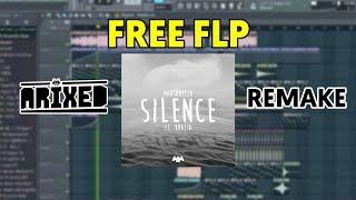 Marshmello ft. Khalid - Silence (Arixed Remake) [Free FLP + Vocal]