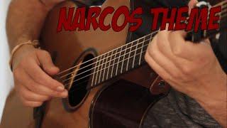 Tuyo - Rodrigo Amarante (Narcos Theme) - Fingerstyle Guitar Cover - FREE TAB