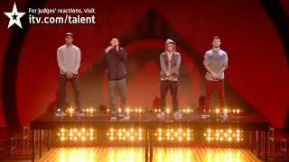 Britain's Got Talent 2012 Semi - Final - The Mend