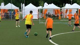 Aktion Fußballtag in Offenbach