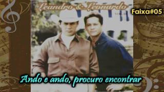 Leandro & Leonardo - Se for preciso chorar
