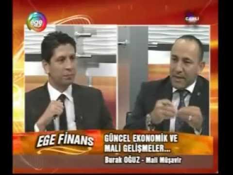 Burak OĞUZ - Ege Tv (26.07.2012) SGK İncelemeleri & Paravan Şirketler-2