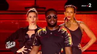 Maître GIMS - Medley (Live - France 2) width=