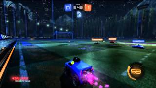 Rocket League Save of the century