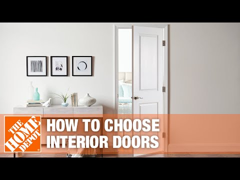 How to choose interior doors video.