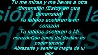 Enrique Iglesias Gente de zona Bailando Letra Lyrics