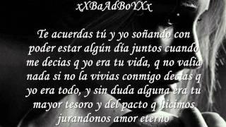 Te acuerdas - Alex Rivera ( xXBaAdBoYXx )