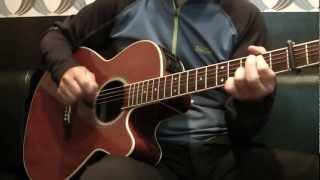 やんなっちゃった節(「ノルウェイの森」仕立て) ≒Norwegian Wood /カバーlギターl替え歌