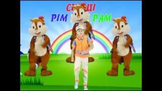 """CHU CHU UA """" Chiqui pim pum pam """" - DAYIRO."""