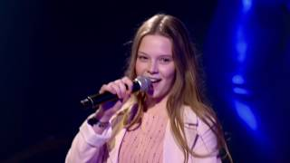 Noralie - 'Be My Baby' | Sing-off | The Voice Kids | VTM