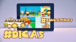 Dicas Animazoo - Dicas Educativas da Turminha