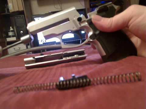 Zoraki Mod.914 Disassemble and Assemble  How to