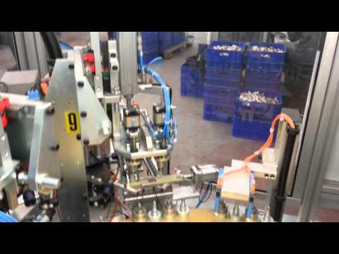 Oring Montaj Makinesi - Tam Otomatik