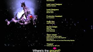Музыкальные титры Double Dragon Neon