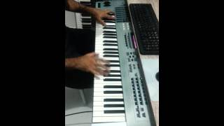 Netinho Mila - solo teclado