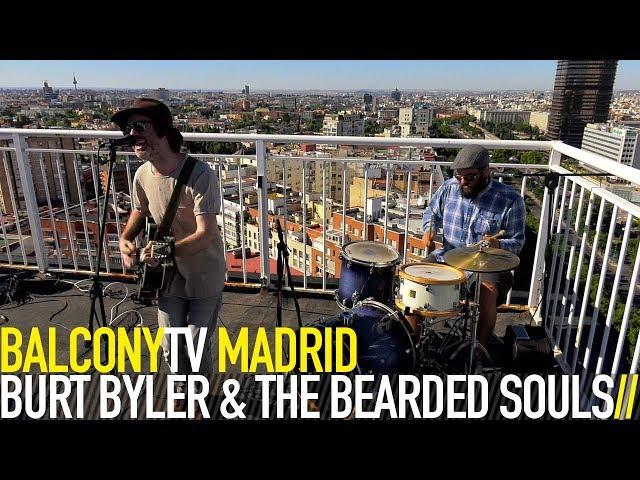 Castle of Corruption Live on Balcony TV Madrid.