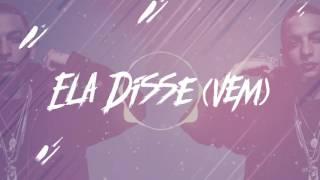 Ela Disse (Vem) - MC Guime feat. Haikaiss