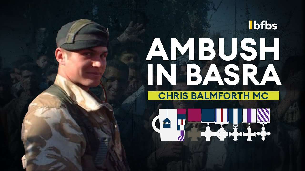 Ambush in Basra: How These British Soldiers Survived