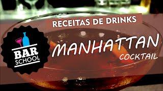 Manhattan cocktail - O cocktail de Al Capone