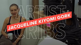 Artist Cribs: Jacqueline Kiyomi Gordon's World of Electronics | SFMOMA Shorts