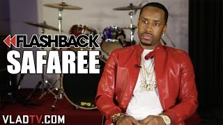 Flashback: Safaree Speaks on Nicki Minaj Crying About Their Relationship