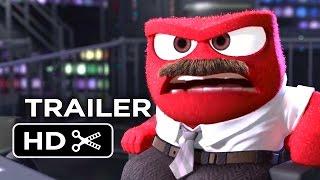 Inside Out Official Trailer #1 (2015) - Disney Pixar Movie HD