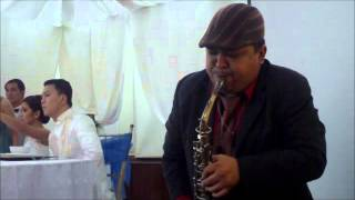 Ikaw Sax Cover by Romantic Jazzer