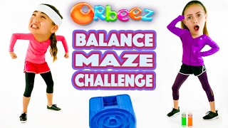 Orbeez Balance Maze Challenge | Official Orbeez