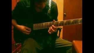 La chata - Amen (cover guitar)
