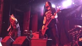 Entombed A.D. - Eyemaster, Live at Sokol Auditorium, Omaha, NE (5/9/2016)
