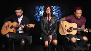 Sleeping With Sirens - Legends (Acoustic) Billboard Live Studio Session