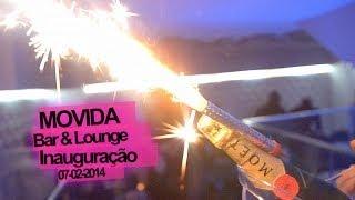 MOVIDA Bar & Lounge - INAUGURAÇÃO   SUPAKRAZY