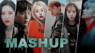 "[MASHUP] SUNMI / KARD / MONSTA X / B.A.P / PLAYBACK / PENTAGON :: ""Tropical 2017"""