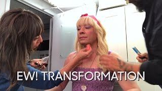"Jimmy Fallon Transforms into Sara from ""Ew!"""