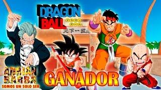 Adrian Barba - Ganador (Dragon Ball)