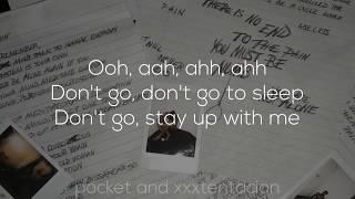 XXXTENTACION - Everybody Dies In Their Nightmares (Lyrics)