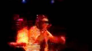 Kool Keith (Ultramagnetic MC's) Ease Back Live From The ROXY Hollywood