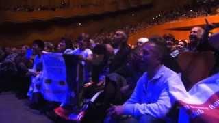 concert Demis Roussos 5 dec. 2013 Bucharest