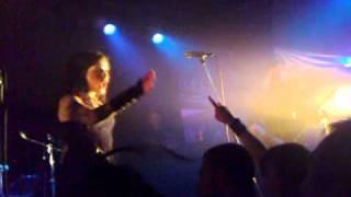 Tristania - Libre live HD Prague Exit Chmelnice, 19.10.2010