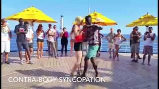 Angolano Lisboa Santos - Vem Cá / choreo by Manuel