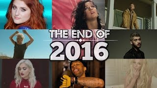 Pop Songs World 2016 |  Sound Of '16 (A Mashup Of This Year's Biggest Hits) width=