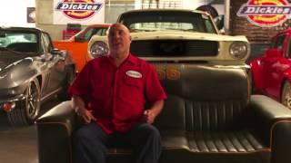 Dickies en los talleres de autos