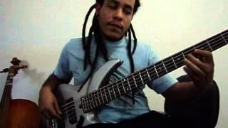 """Xote das meninas """"Luiz Gonzaga"""" [Bass / Baixo]"""